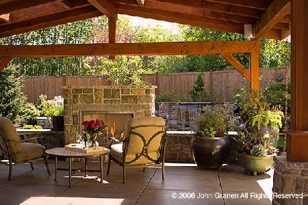 Sundance Landscaping - Outdoor Rooms
